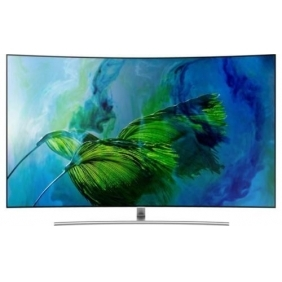 Samsung QN75Q8C 75 curved Smart QLED 4K Ultra HD TV with HDR