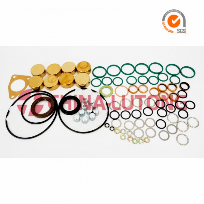 Diesel Pump Repair kits 2 417 010 022 Gasket kit And Rebuild Kit 800717 Overhaul Kit