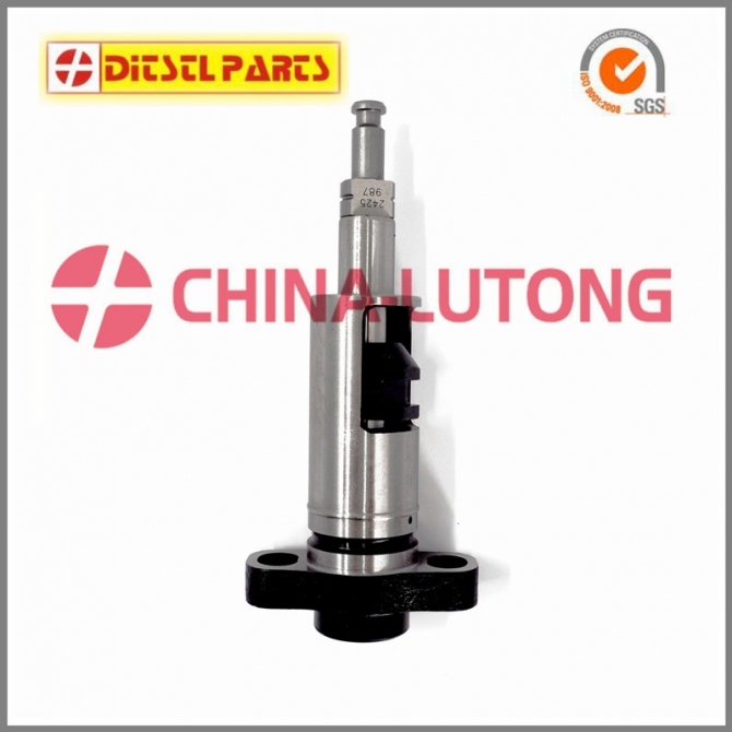 Hot sale diesel fuel injection pump plunger TICS type 2 418 425 987