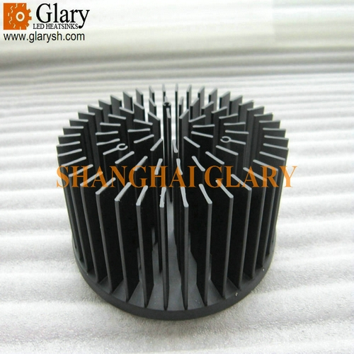 130060 cold forging led pin fin heatsink cooler 35