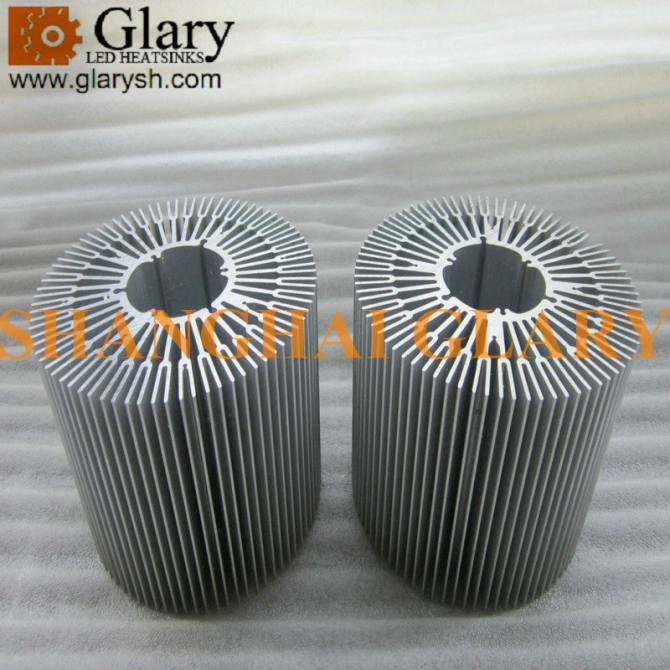 GLR-HS-005 125mm LED HEATSINK 6