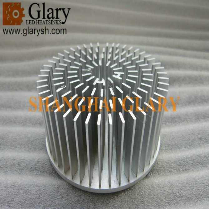 GLR-PF-092045 92mm forging led heatsink