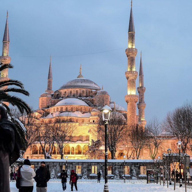 Istanbul Vacation Package