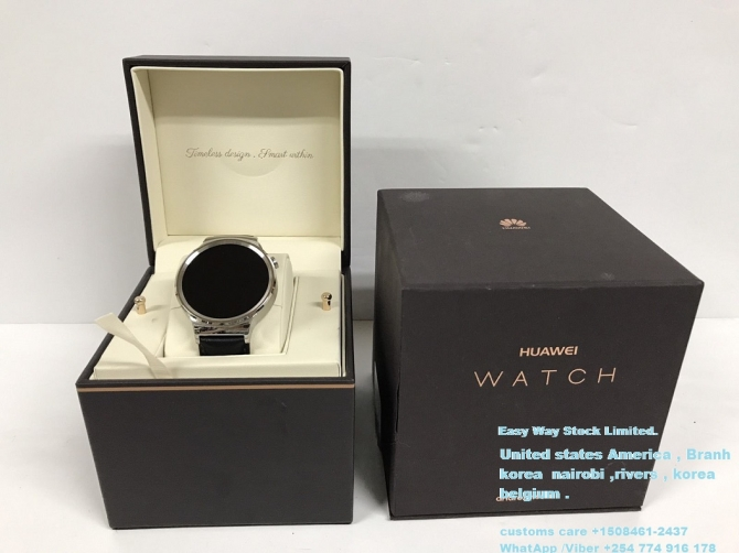 Brand new Huawei mate9 Smartphone gift smartWatch 42mm