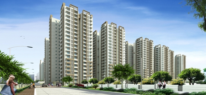HiTech City Apartments