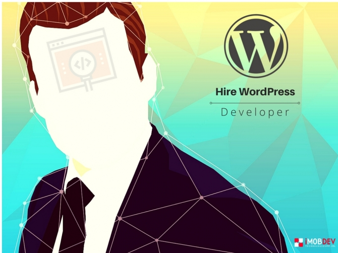 Hire Dedicated WordPress Developers from iMOBDEV for speeding up your business