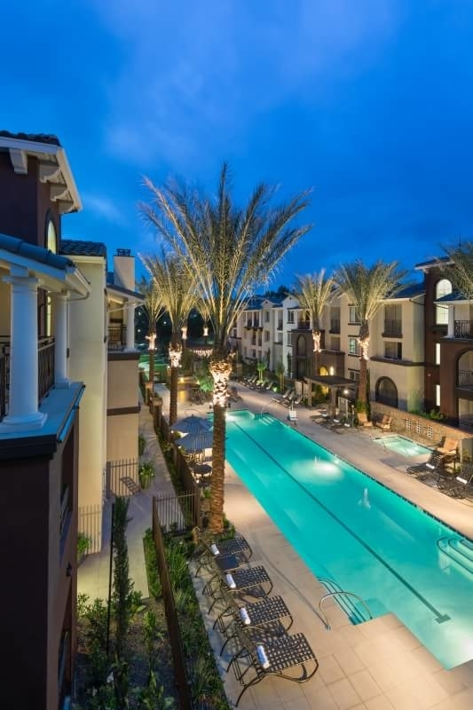 2 bedrooms - Los Viejo Apartments feature remarkable amenities.