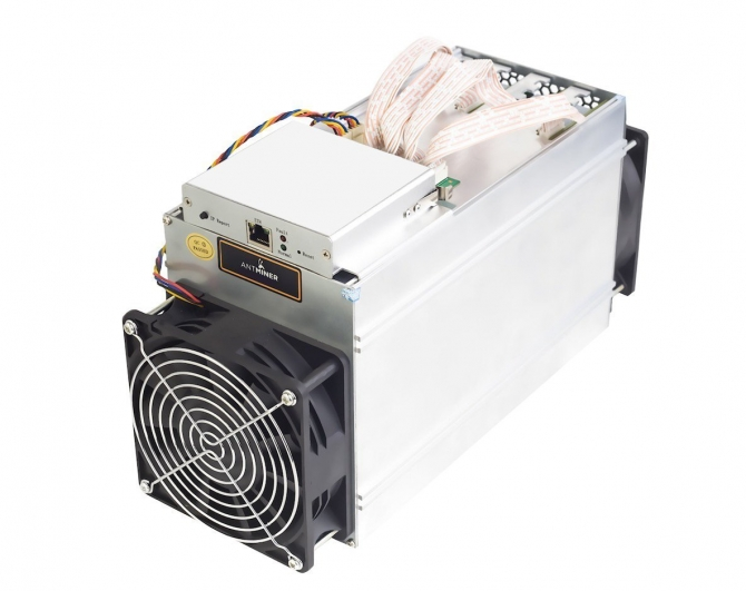 ANTMINER D3 DASH MINER WITH APW3