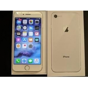 Apple iPhone 8 256GB Silver Unlocked Smartphone