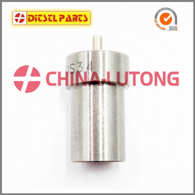 Fuel injector nozzle 093400-0340  105000-1640  DNOS34 for Toyota 3L Engine Parts Diesel Nozzle by China-lutong Factory