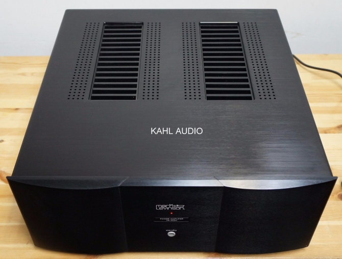 Mark Levinson No.532H stereo amp