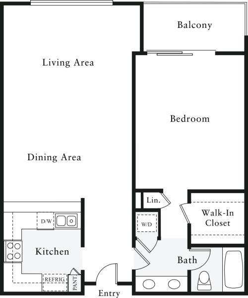 $3,204  1 bedroom - Great Deal. MUST SEE. Parking Available!