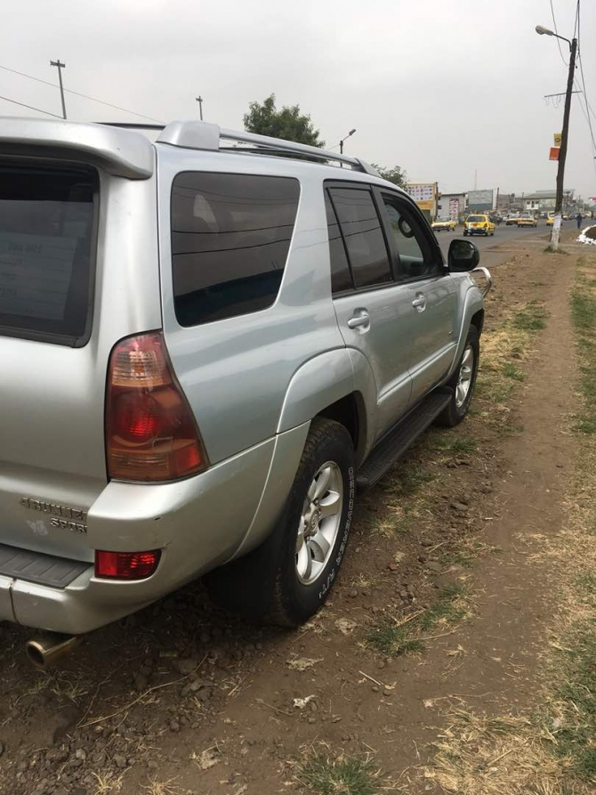 Toyota 4runner sport for salw
