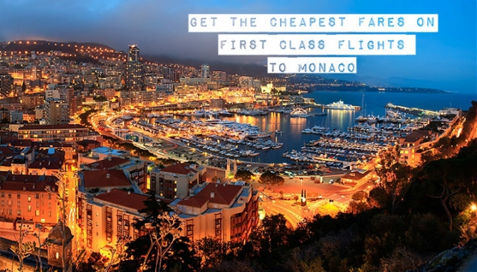 Cheap First Class Flights To Monaco I 8445765505