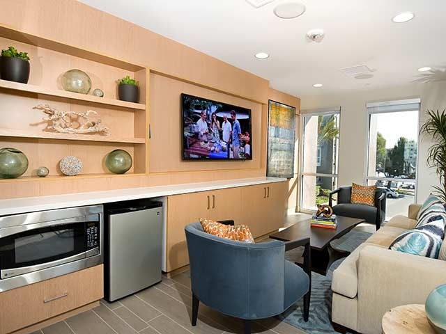 Outstanding Opportunity To Live At The Marina del Rey City Club