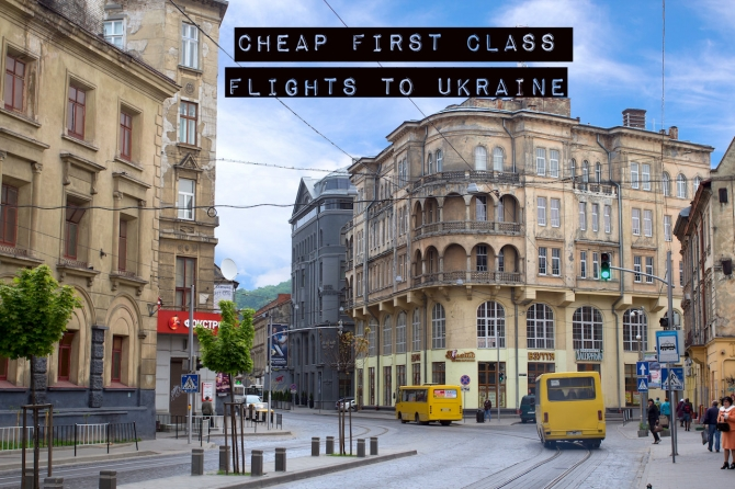Browse The Best Flight Options To Ukraine I 8445765505