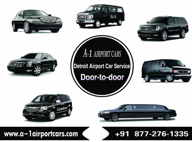 Detroit Airport Transportation - Call Now: 1 877-276-1335