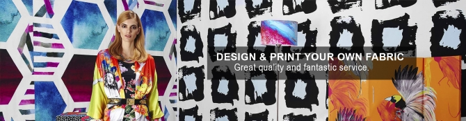 Digital fabric printing services