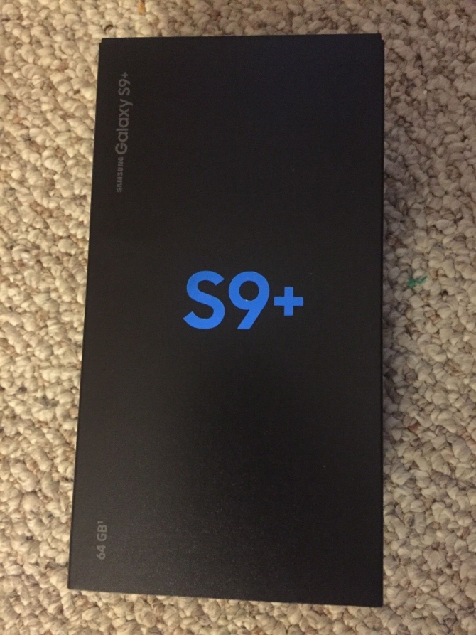 Newly Released Samsung Galaxy S9 64gb