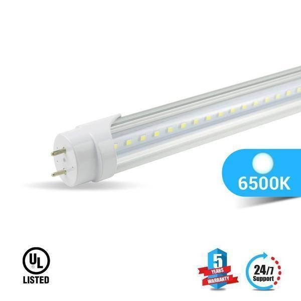 Major Advantages of LED Tubes