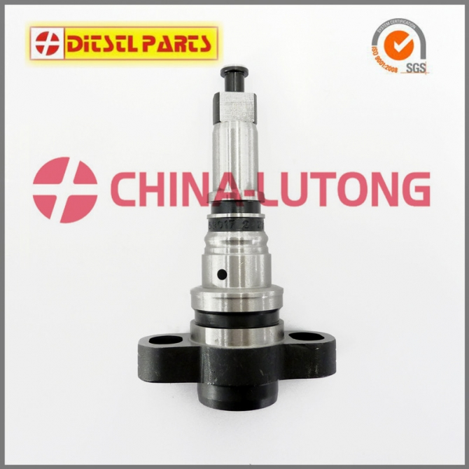 High Performance Diesel Injector Plunger 2 418 455 518 Fuel Elemnet