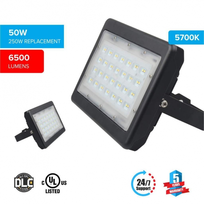 Can I Use an LED Flood Light Inside?