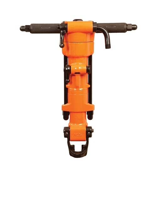 MINDRILL Jackhammer MH505L- 50 lb, 120 cfm- parts interchangeable with Atlas Copco RH 658 5L