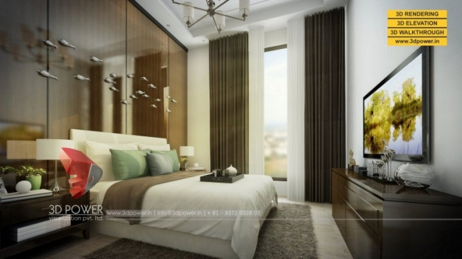 3D Interior rendering  architectural walkthrough services by 3D Power
