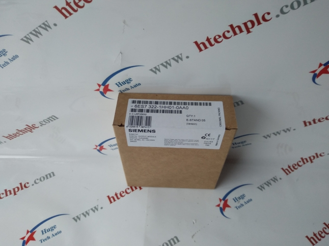 Siemens 6ES7322-1HH01-0AA0 brand new system modules sealed in original box with 1 year warranty