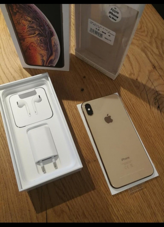Apple iPhone XS Max -64GB 512GB - ALL COLORS AVAILABLE Unlocked