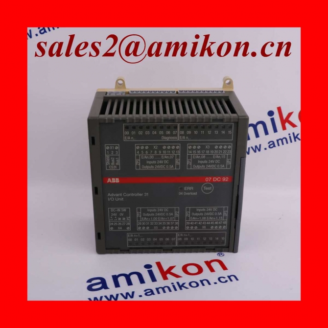 DSQC1000 DSQC1018 3HAC042766-001 3HAC050363-001 ABB | * sales2@amikon.cn * | NEW  GREAR PRICE