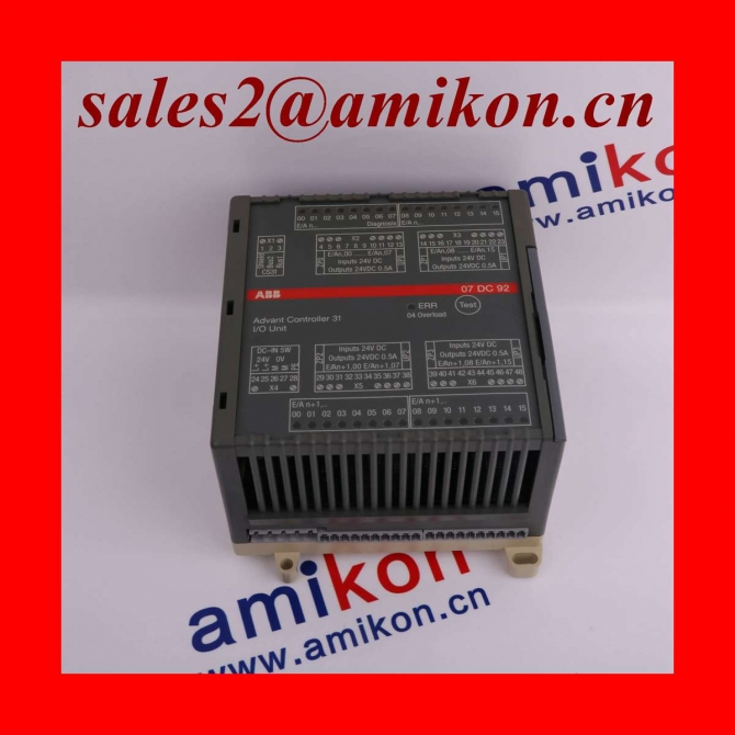 YPQ104A YT204001-CV ABB | * sales2@amikon.cn * | NEW  GREAR PRICE