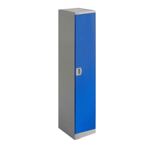 ABS Plastic Locker T-382XXL: Single Tier, Flexible Configurations