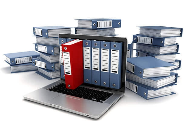 Stockholding Dms Document Storage Systems