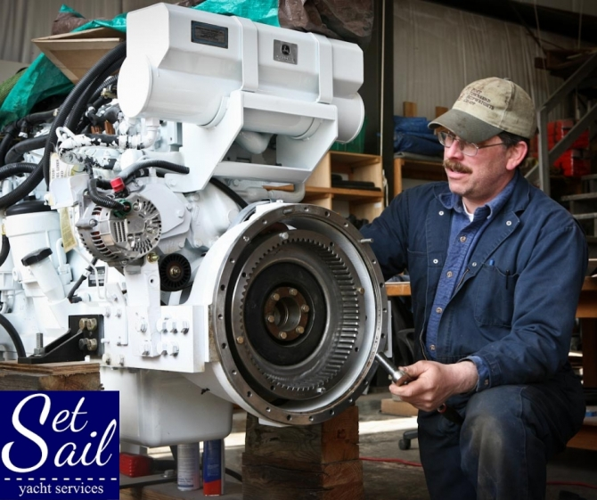 Cost-Effective Engine Maintenance Services