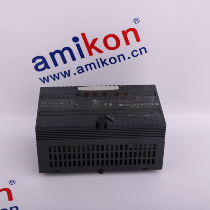 POPULAR GE  IC693CPU331 PLS CONTACT:  sales8@amikon.cn or 86 18030235313