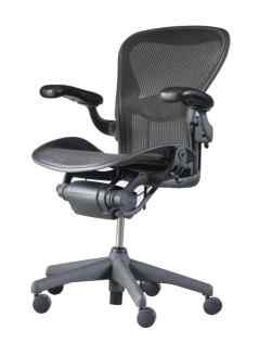 Herman Miller Classic Aeron Chair - Size B, Fully Loaded - Open Box
