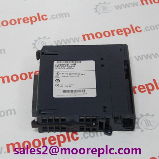GE FANUC   IC698CPE020	Brand New
