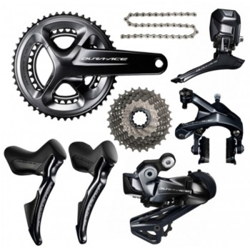 Shimano Dura Ace R9150 Di2 11 Speed Groupset Builder