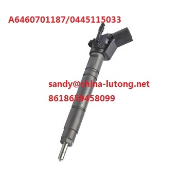 bosch piezo injector repair A6460701187 mercedes benz injectors 0445115033