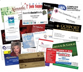 5000 FULL COLOR BUSINESS CARD FOR $46