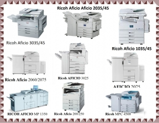 PHOTOCOPIER RICOH MP C3500