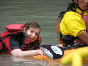Rafting in Nepal - classic and glacier river