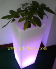LED Flower pot-ZL005(YISO FURNITURE)--www.gdyiso.com