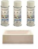 Bathtub Refinishing Spray On Paint Kit With Pro Bonding Primer