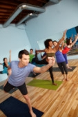 YOGA STUDIO OFFERS FULL COURSE SCHEDULE