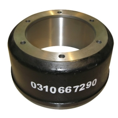 brake drums or drum brakes manufacturer in china