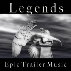 Legends - Epic Trailer Music CD by David C. HÃ«witt