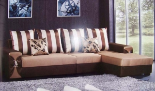 Fabric sofas China-8016(YISO FURNITURE)