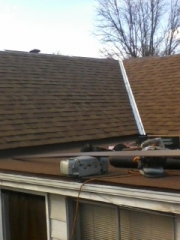 Does your roof have wind damage? Free Inspection, call us